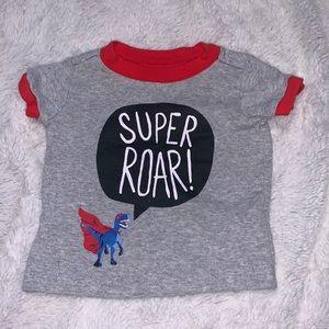 Super dino shirt (3 for $10)